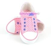 Lico Chuck Slip in neonpink Fly Low, Gr. 25 + 33