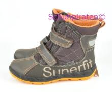 Superfit Goretex Winterstiefel braun, Gr. 20-22+24+31+35