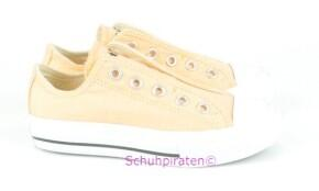 Converse Chuck Slip In pastell-orange (PEACH COBBLE), Gr. 28 + 30 + 32