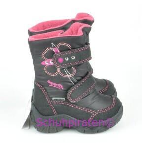 b567e41087fec9 Superfit Goretex Winterstiefel schwarz pink