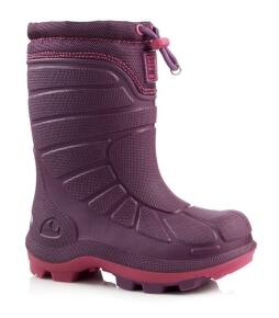 Viking Winter Gummistiefel lila, Gr. 23 + 35 + 36 + 39