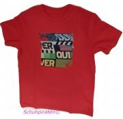 Quiksilver T-Shirt E.Broadcast pink, Gr. 176