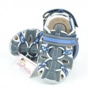 Geox Zehenschutzsandale dunkelblau, Gr. 32 + 36-37 + 39 + 40