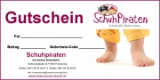 Schuhpiraten-Gutschein