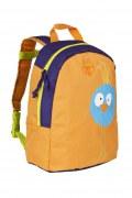 Lässig Kindergarten Rucksack Vogel orange