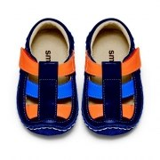 See Kai Run smaller Krabbelschuhe Modell LUKE blue, Gr. 22
