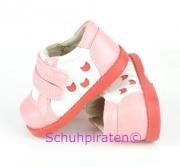 """See Kai Run modische Lauflernschuhe Modell """"ZAYNA"""" im Sneaker-Look mit Klettverschluß in rosa/weiß, Gr. 19-22"""