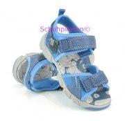 Superfit Sandale blau, Gr. 30+31+32+33+34