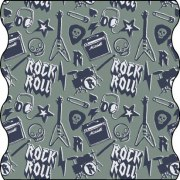 TWISTER Multifunktionstuch in oliv Rock´n Roll Kids