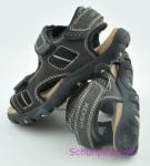 Geox Sandale dunkelbraun, Gr. 31