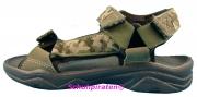 Ricosta Sandale ALLER olive Camouflage, Gr. 40