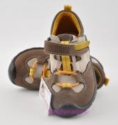 """Ricosta trendiger Sneaker / Halbschuh """"CASI"""" in beige/taupe Gr. 20-21"""