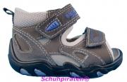 Superfit Lauflernschuhsandale in grau/blau, Gr.20