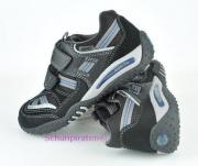Superfit Sneaker schwarz/petrol Goretex, Gr. 37+39+40