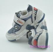 Superfit Sneaker blau/grau, Gr. 29 + 34 + 36-37 + 39-40